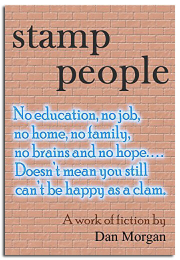 Stamp People book cover